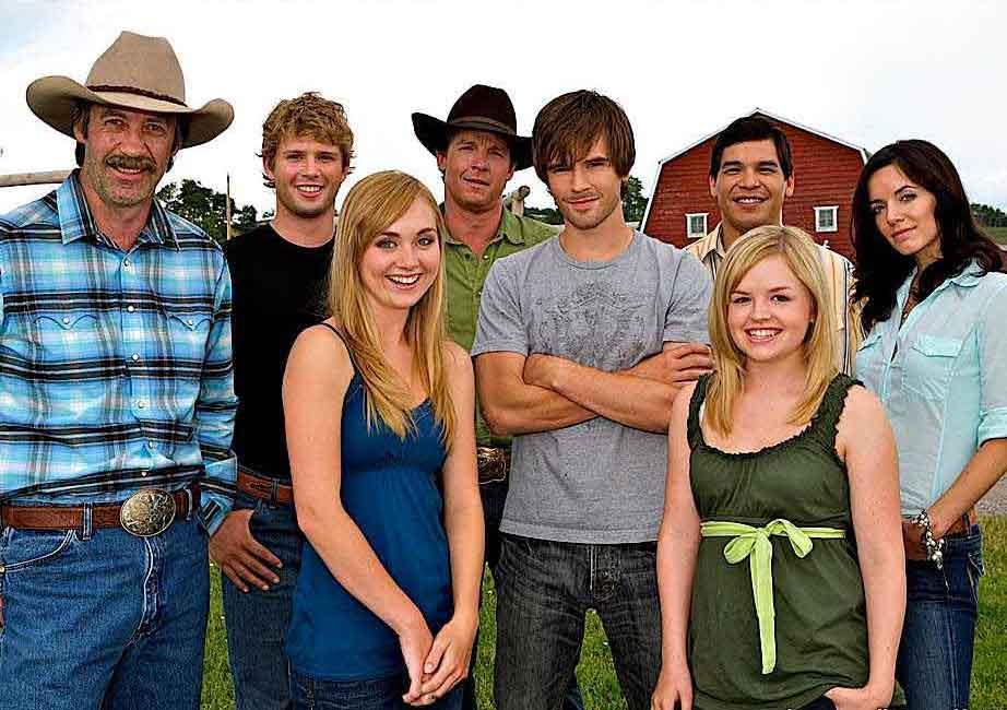 Heartland - Canadian TV Series - Johanna's Blog