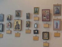 Religious Icons - Emmauskapel Arnhem - 25 April 2014