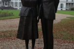 Queen Juliana and Prince Bernard