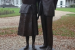 Queen Juliana and Prince Bernhard