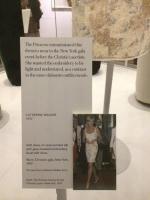 Princess Diana - Exhibition - Kensington Palace 2017 (9)