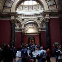 The National Gallery - London - UK - 2018