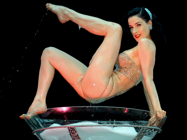 Art art burlesque fetish teese teese