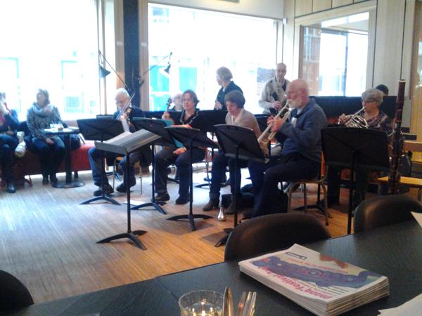 Art Café - Rozet Arnhem - 30 Jan. 2014