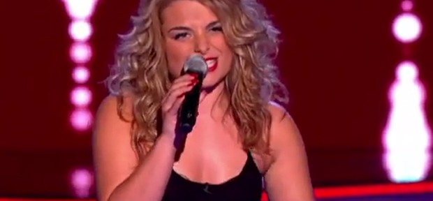 The Voice UK - Jade Mayean Peters