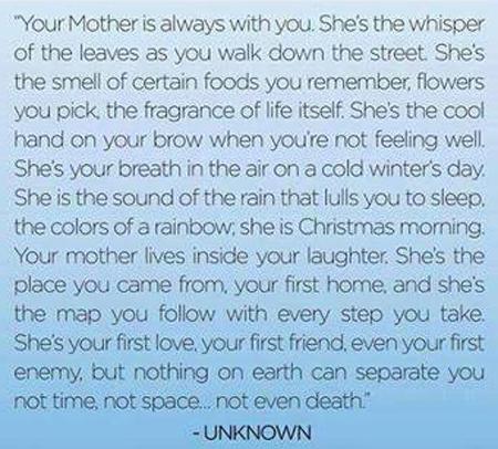 mother poem
