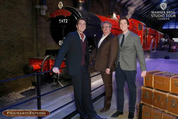 Harry Potter - Hogwarts Express Launch