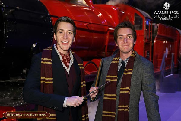 Harry Potter - Hogwarts Express Launch