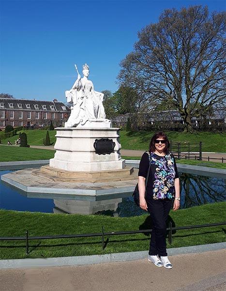 Johanna - Kensington Palace