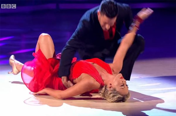 Strictly Come Dancing - 2018